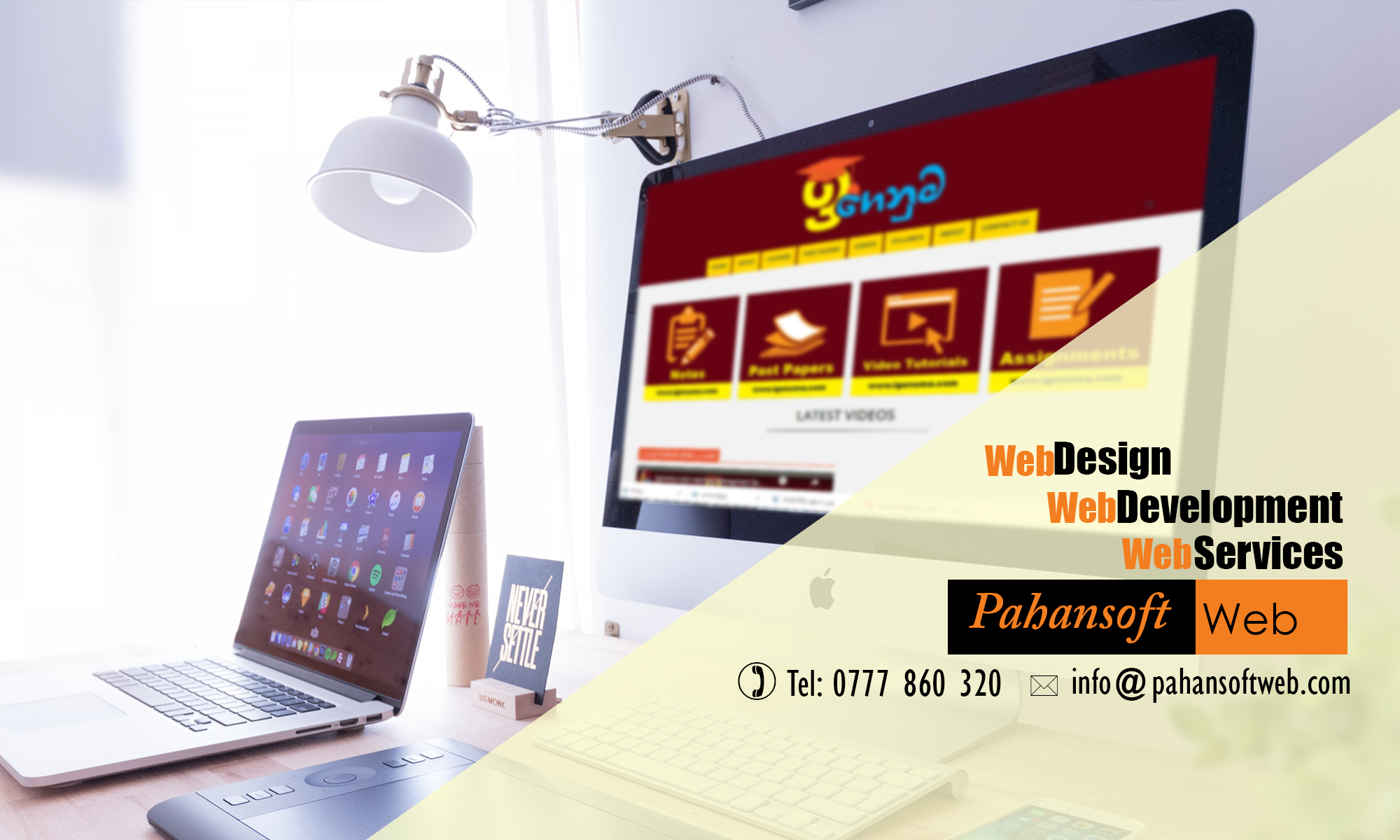 Pahansoft Web